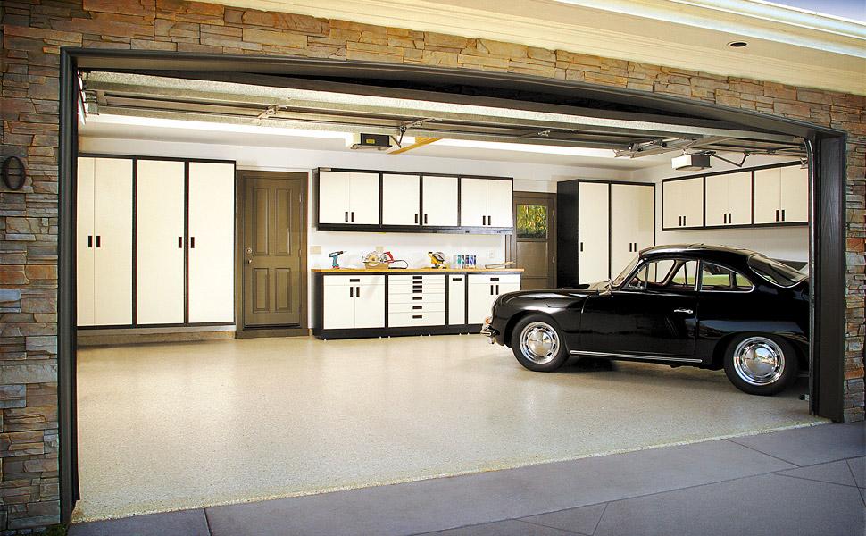 Comment installer une caméra dans un garage ?