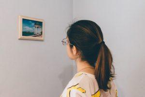 créer cadre photo avec fimo