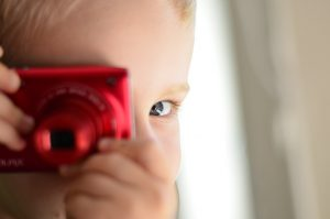 initiation enfant photographie