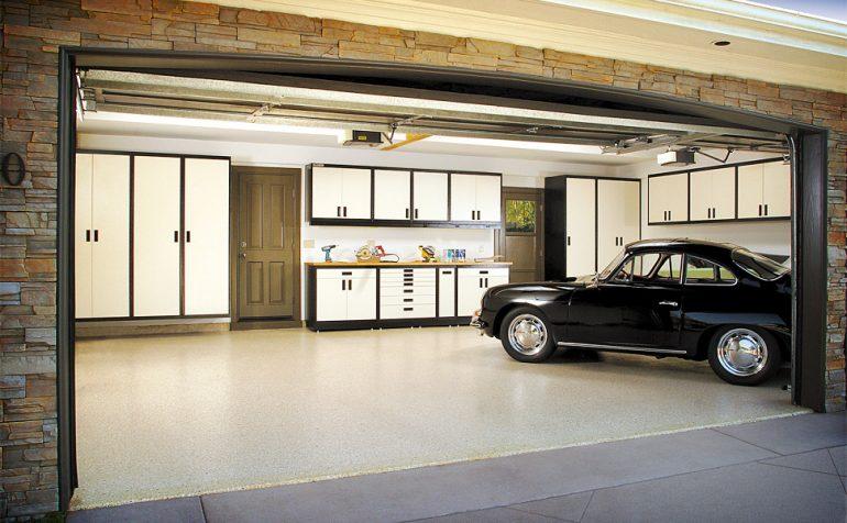 mettre un caméra dans son garage