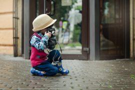 initier enfant photographie