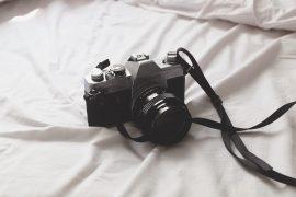 photographie linge de lit